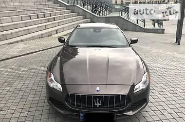 Maserati Quattroporte 2017 в Киеве