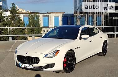 Maserati Quattroporte 2014 в Луцке