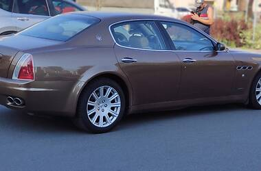 Седан Maserati Quattroporte 2006 в Киеве
