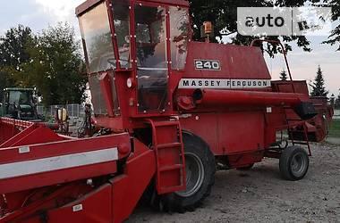 Massey Ferguson 240 1987 в Луцке