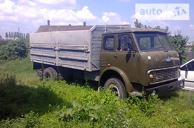 МАЗ 5334 1986 в Переяславе-Хмельницком