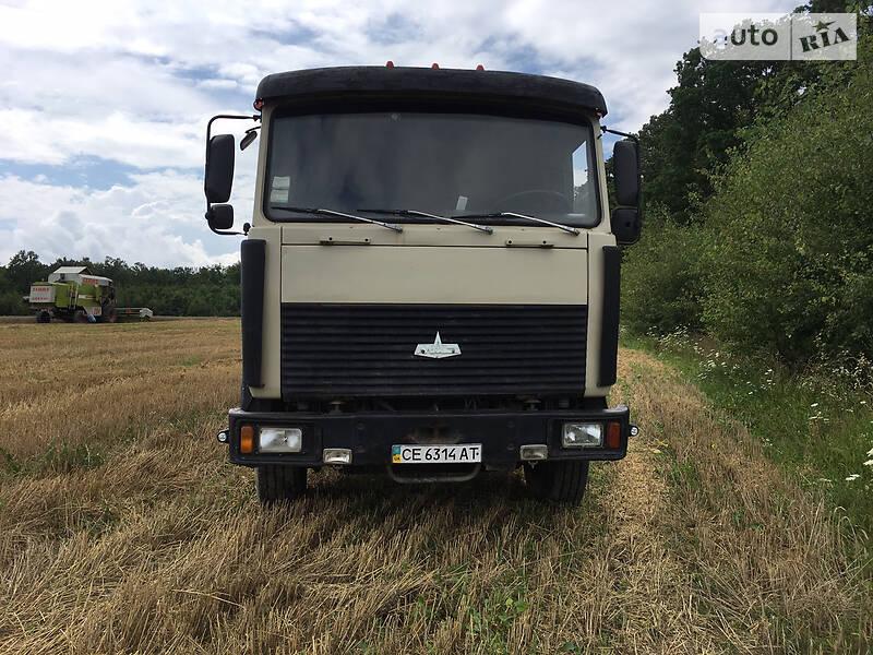 МАЗ 53366 1993 в Черновцах