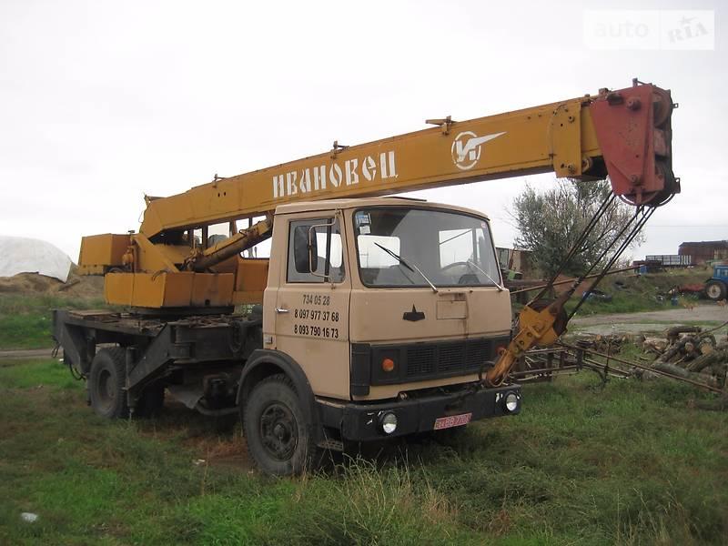 МАЗ 5337 1990 в Днепре