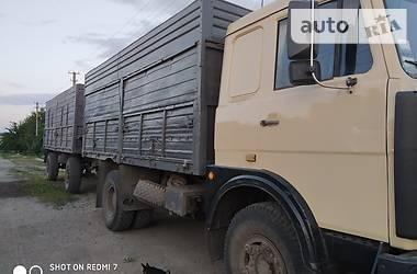 МАЗ 5337 1996 в Дніпрі