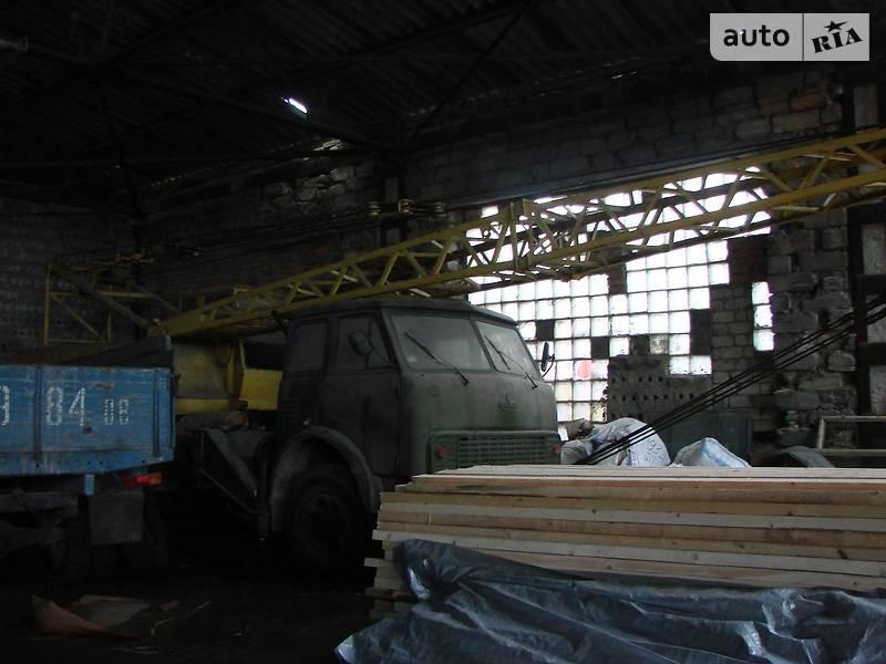 МАЗ 5434 1983 в Одессе