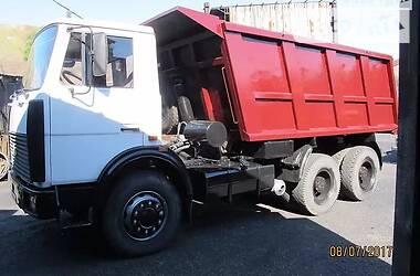 Самосвал МАЗ 551605 2006 в Антраците