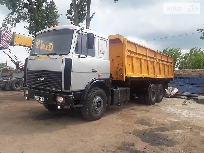 МАЗ 551608 2008 в Луцке