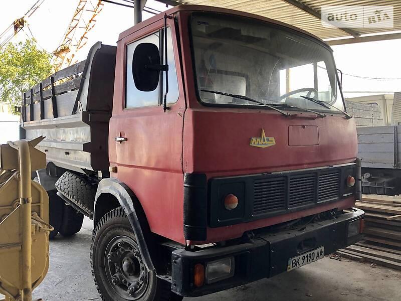 МАЗ 5551 1992 в Ровно