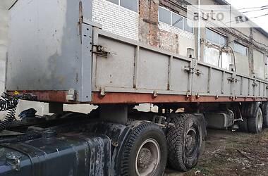 Бортовий напівпричіп МАЗ 93866 2005 в Харкові