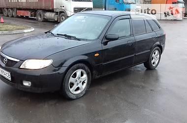 Mazda 323 1.6 2001