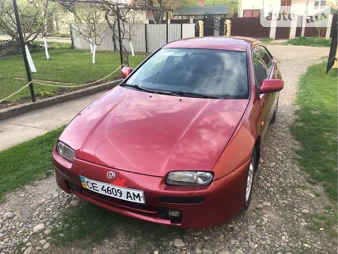 Mazda 323 1996 в Черновцах