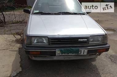 Mazda 323 1988 в Львове