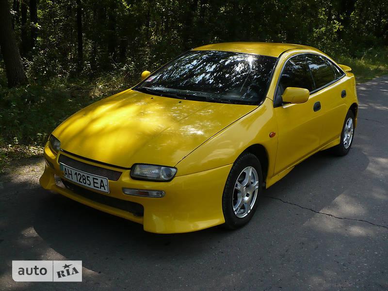 Mazda 323 1995 в Донецке