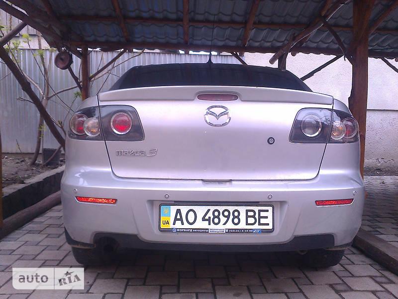 Mazda 3 2007 в Мукачево