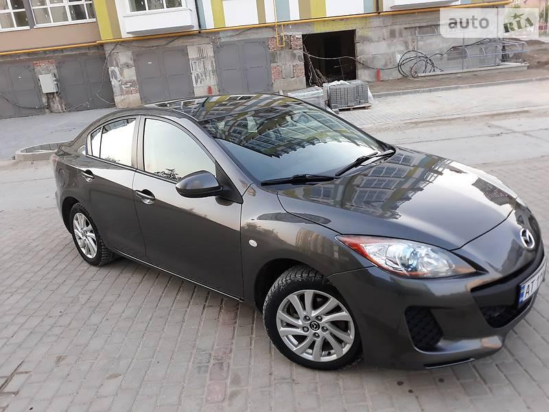 Mazda 3 2013 в Ивано-Франковске