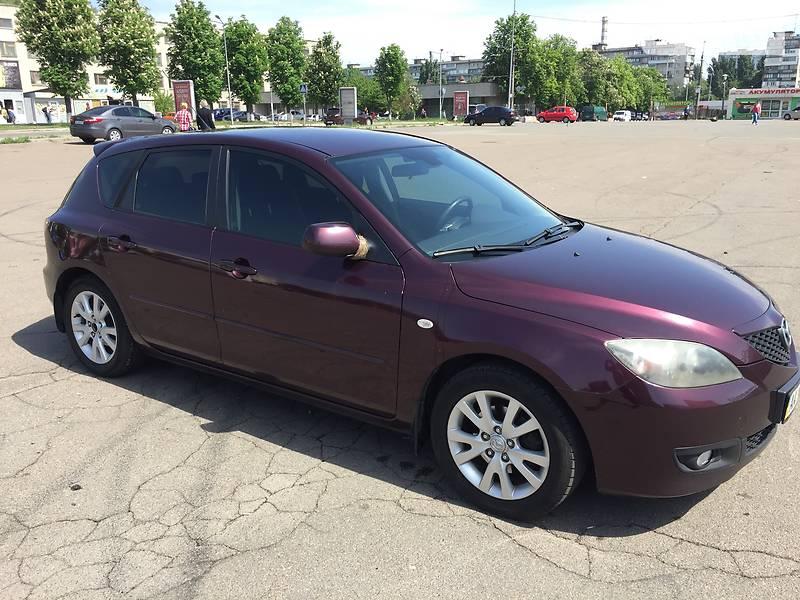 Mazda 3 2007 в Киеве