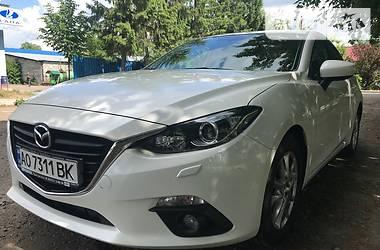 Mazda 3 2016 в Ужгороде