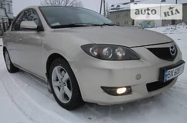 Mazda 3 2005 в Теофиполе