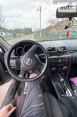 Хетчбек Mazda 3 2004 в Рівному