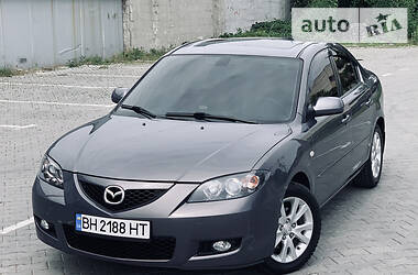 Седан Mazda 3 2008 в Одессе