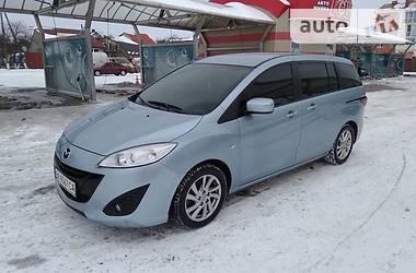Mazda 5 1.6D.7MEST. 2011