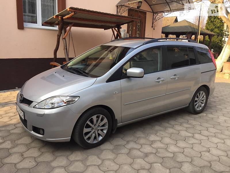Mazda 5 2006 в Ровно
