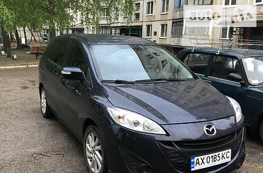 Минивэн Mazda 5 2014 в Харькове