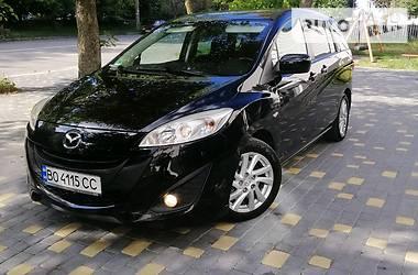 Минивэн Mazda 5 2011 в Тернополе