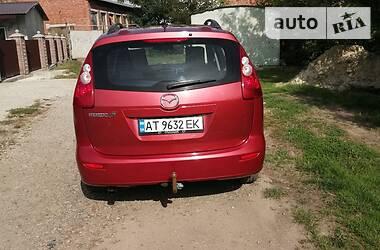 Минивэн Mazda 5 2005 в Ивано-Франковске