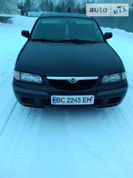 Mazda 626 1997 года в Львове