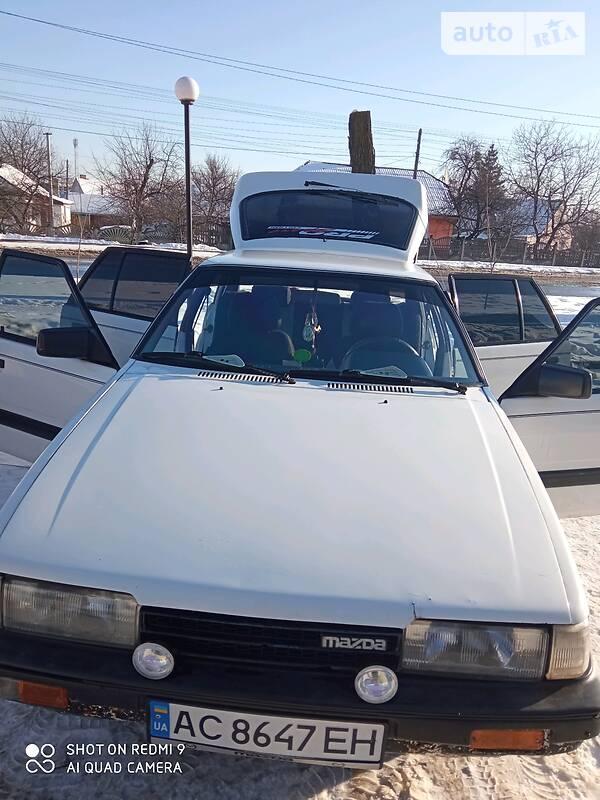 Mazda 626 1986 в Ковеле