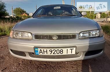 Хэтчбек Mazda 626 1992 в Покровске