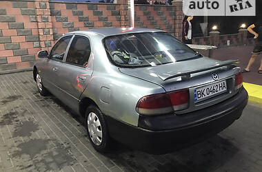 Седан Mazda 626 1992 в Рівному