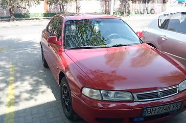 Седан Mazda 626 1991 в Херсоне