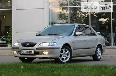 Седан Mazda 626 2003 в Киеве