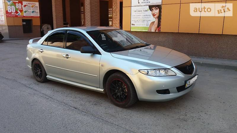 Mazda 6 2004 в Черновцах