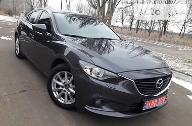 Mazda 6 2.5  2014