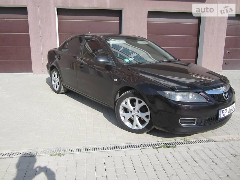 Mazda 6 2007 в Львове
