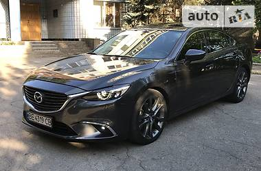 Mazda 6 2016 в Николаеве
