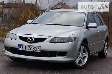 Mazda 6 2007 в Дрогобыче