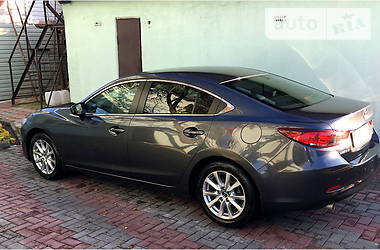 Mazda 6 Touring Official