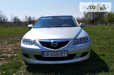 Mazda 6 2003 в Черновцах