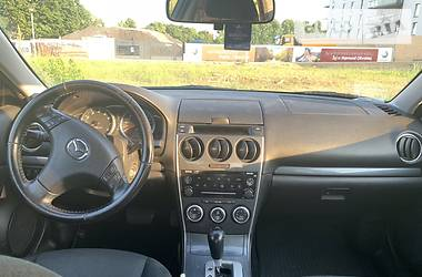 Mazda 6 2006 в Києві