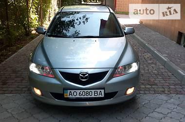 Mazda 6 2003 в Мукачевому