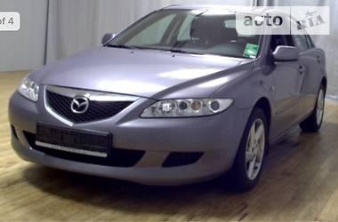 Mazda 6 2005 в Львові