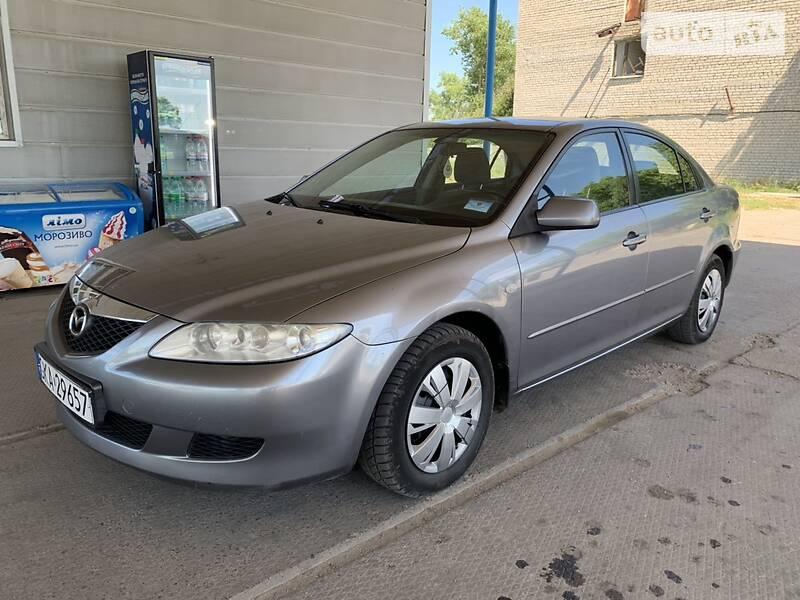 Mazda 6 2002 в Первомайске