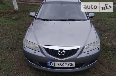 Mazda 6 2004 в Пирятине