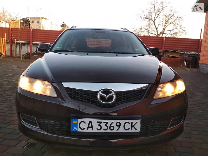 Mazda 6 2006 в Прилуках