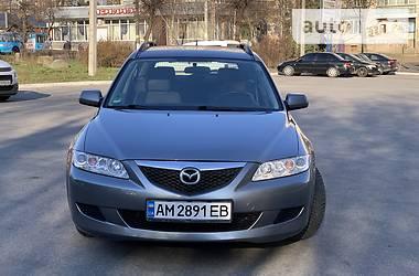 Mazda 6 2003 в Житомире