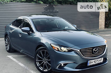 Mazda 6 2016 в Одессе